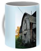 Chequamegon National Forest Barn Portrait Coffee Mug