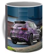 Cherokee Srt Artrace Body-kit Coffee Mug