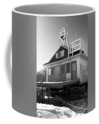 Cherry Beach Boat House Coffee Mug
