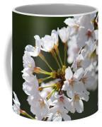 Cherry Blossom Cluster Coffee Mug