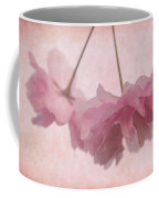 Cherry Blossom Froth Coffee Mug