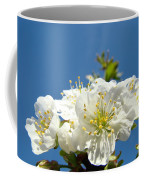 Cherry Blossoms Art White Spring Tree Blossom Baslee Troutman Coffee Mug