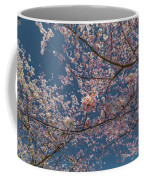 Cherry Blossoms In Bloom Coffee Mug