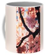 Cherry Blossoms In Washington D.c. Coffee Mug