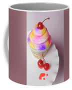 Cherry Cupcake Coffee Mug