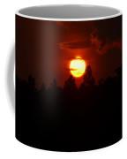 Cherry Mountain Sunrise Coffee Mug