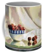 Cherry Still Life Coffee Mug