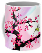 Cherry Tree Coffee Mug