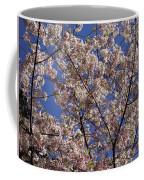 Cherry Tree In Bloom Coffee Mug