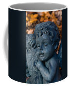 Cherub Sleeping Coffee Mug