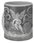 Cherub Stone Graffiti 1 Coffee Mug