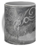 Cherub Stone Graffiti 2 Coffee Mug