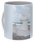 Chess Pawn Shore Coffee Mug