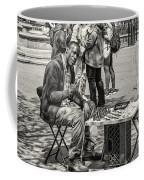 Chess Player Coffee Mug