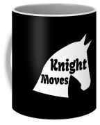 Chess Player Gift Knight Moves Horse Lover Chess Lover Coffee Mug