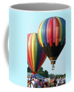 Chester County Balloon Fest 8765 Coffee Mug