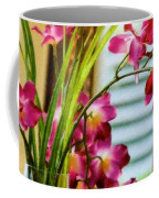 Chester House Flowers Coffee Mug