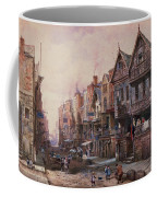 Chester Coffee Mug by Louise J Rayner