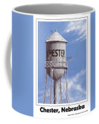 Chester Water Tower Poster Coffee Mug