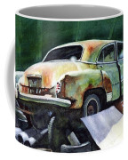Chev At Rest Coffee Mug