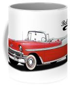 Chevrolet Bel Air 1956 Coffee Mug
