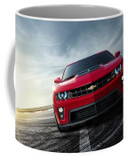 Chevrolet Camaro Zl1 2012 Coffee Mug