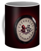 Chevrolet Corvette, Corvette Logo Coffee Mug