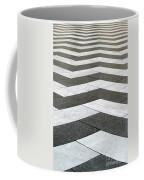 Chevron  Coffee Mug by Linda Woods