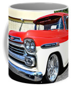 Chevy Apache Custom Hot Rod Truck Coffee Mug