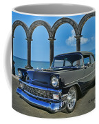 Chevy Belair In Mexico Coffee Mug