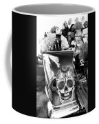 Chevy Decor Day Of Dead Bw Coffee Mug