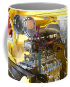 Chevy Motor Coffee Mug