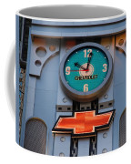 Chevy Times Square Clock Coffee Mug