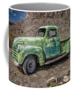 Chevy Truck Route 66 Coffee Mug