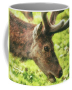 Chewing The Cud Coffee Mug