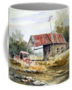 Cheyenne Valley Station Coffee Mug