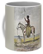 Cheyenne Warrior, 1845 Coffee Mug