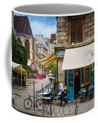 Chez Julien Coffee Mug by Inge Johnsson