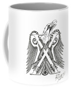 Chi Eagle Coffee Mug