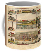 Chicago 1779-1857 Coffee Mug