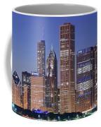 Chicago 2018 Blue Hour Coffee Mug