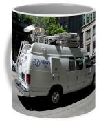 Chicago Abc 7 News Truck Coffee Mug