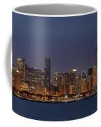 Chicago After Dusk Coffee Mug