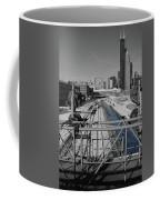 Chicago Amtrak Coffee Mug