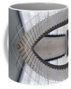 Chicago Art Institute Staircase Mirror Image 01 Coffee Mug