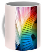 Chicago Art Institute Staircase Pa Prismatic Vertical 02 Coffee Mug