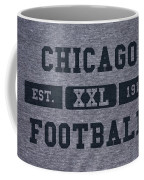 Chicago Bears Retro Shirt Coffee Mug