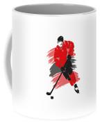 Chicago Blackhawks Player Shirt Coffee Mug