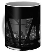 Chicago Bridge Night Coffee Mug