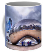 Chicago Cloud Gate Coffee Mug